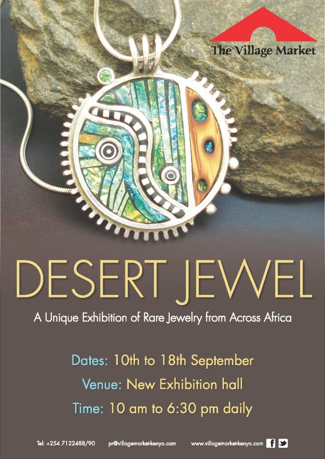 An exhibition of varied collections of Jewelry
