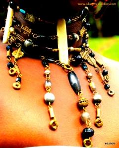 #Choker #African jewelry