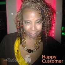 Happy Customer D